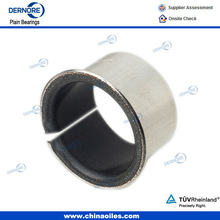 coating on PTFE bushing