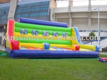POP inflatable sport equipment