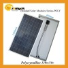 Standard solar pv panel 130w SYK130-18P poly cell