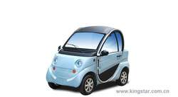 KINGSTAR 2 Seats 48V 3.1KW Electric Car