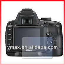 Digital camera screen guard / protector film nikon d5000