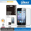 Hotest model, lcd screen protector for iPod touch 4 MP4 MP3