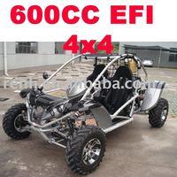 DUNE BUGGY 600CC EFI 4X4 /four wheel ATV