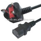 AC power cord plug