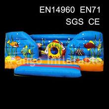 Hot Sale Inflatable Moonwalks With CE,EEN71,EN14960