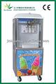 Ce aprobado Tecumsch compresor inteligente Soft máquina para hacer helados