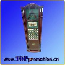 antique wooden wall clock 16101016