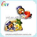 Porta-guardanapos de cerâmica