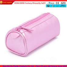 2014 fashion PU round cosmetic bag