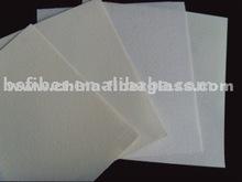 polyester mat for modified bitumen membrane