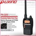 Px-325 de larga distancia 5 vatios walkie talkie