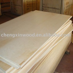 CE quality Chinese Bintangor & Okoume plywood for indoor decoration