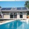 SPLIT SYSTEM OF SOLAR WATER HEATER FOR VILLA