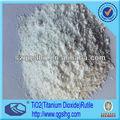 Ti02 ( dióxido de titanio ) rutilo