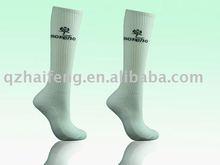 Custom Cotton football soccer socks