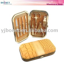 BMS0052 FDA Qualified Gold-Plated Pedicure/Manicure Set