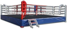 6m x 6m x 60cm international competition boxing ring
