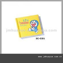 Cartoon pu photo leather book cover (IC-C01)
