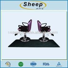 new design hair salon beauty mat/hair stylist mats/hair salon mat