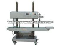 CBS -1100 Vertical Continuous band sealer machine