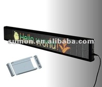 Led Scrolling Message Board/led Advertising Signs