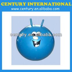 inflatable space hopper/jumping ball/kids bounce ball