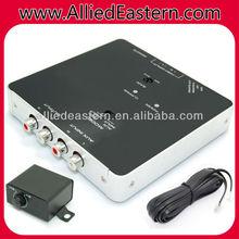 2 channel line input converter