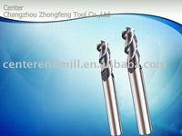Carbide aluminum alloy processing end mills