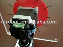 Parallel signal PWM chopper constant current two phase hybrid step motor use stepper driver
