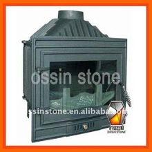 ST007 wood wood burning type cast iron material