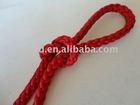 100%polyester round braid rope
