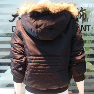 Women Russian Winter Coat Design