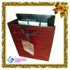 eco friendly christmas paper bag,christmas gift bag,paper shopping bag