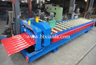 Quality-Assured Colored Single Deck Corrugated Glazed Tile Roof Panel Steel Rolling Equipment