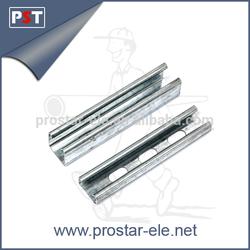 C Channel Steel Profile