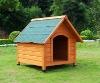 A-frame Wooden Pet Kennel Dog House