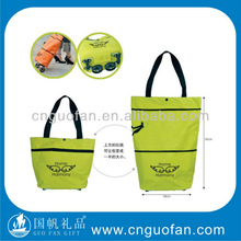 promotional foldable Shopping Trolley Bag
