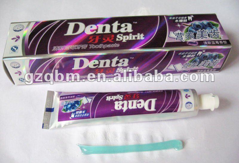 Denta Spirit Fresh Blueberry Toothpaste