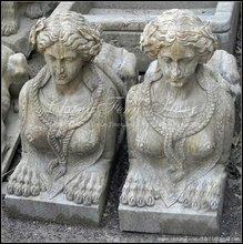Antique Egyptian Sphinx Statue