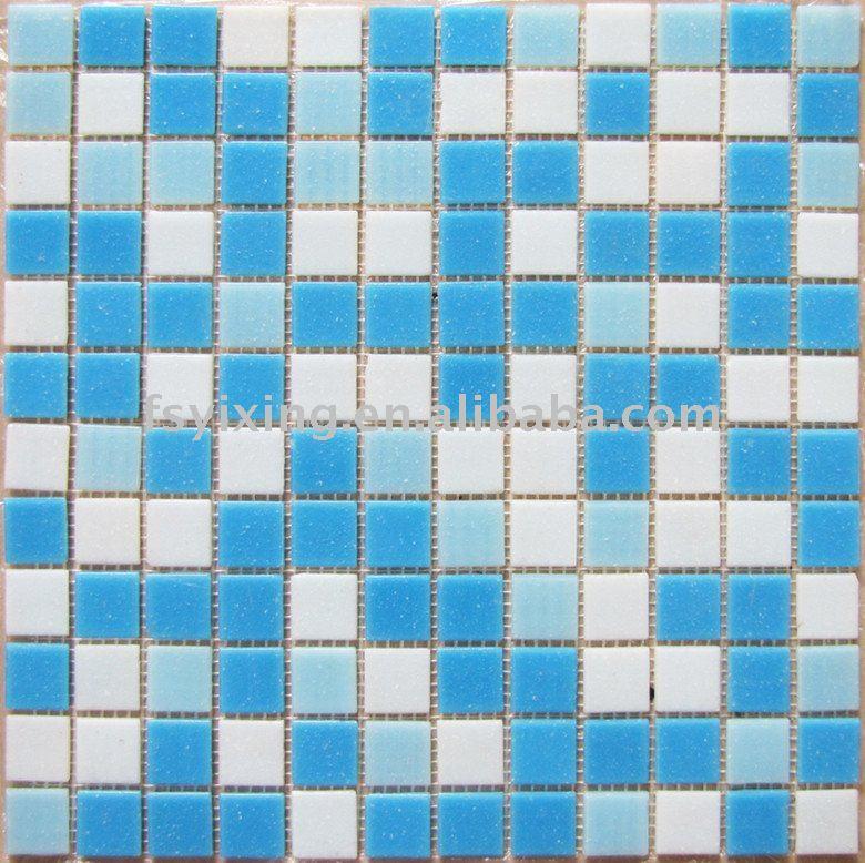 Azulejos del ba o de mosaico para ba o y piscina - Azulejos para mosaicos ...