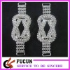 clear rhinestone accessories for shoes
