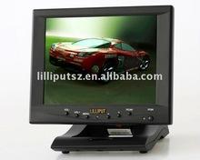 "FA801-NP/C/T 8"" tft lcd vga touch screen monitor"