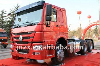 HOWO 6*4 tractor Heavy Truck