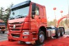HOWO 6*4 tractor Heavy Truck