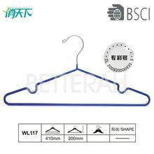 WL117 Chrome Wire Clothes Hanger
