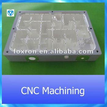 Custom CNC machining aluminum box