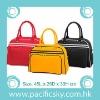2014 Hot Sale Lady Muticolor PU Waterproof Retro Bag