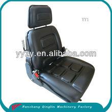 Low Profile Mechanical Suspension Seat , Linde Forklift Spare Parts