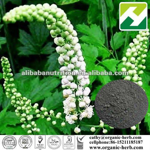 Black Cohosh Extract 5%Triterpine