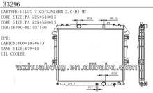 Auto Sprea parts Toyota Hilux Vigo/ Kun16R 3.0(D) Radiator